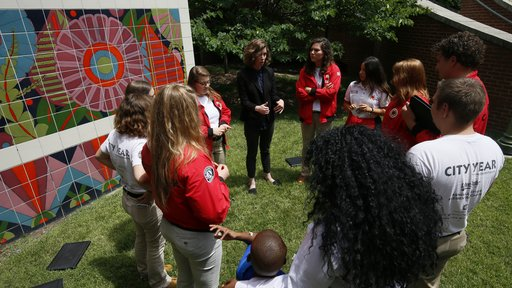 Peace Corps to City Year AmeriCorps
