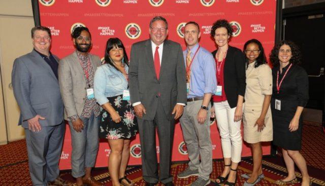 2019 Comcast NBCUniversal Leadership Award Winners