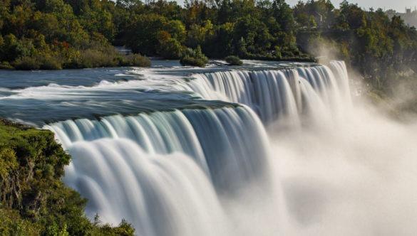 Niagara Falls sits less than 20 miles from City Year Buffalo