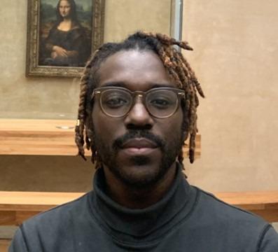 Headshot of Darrius Newton