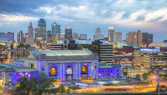 Kansas City skyline