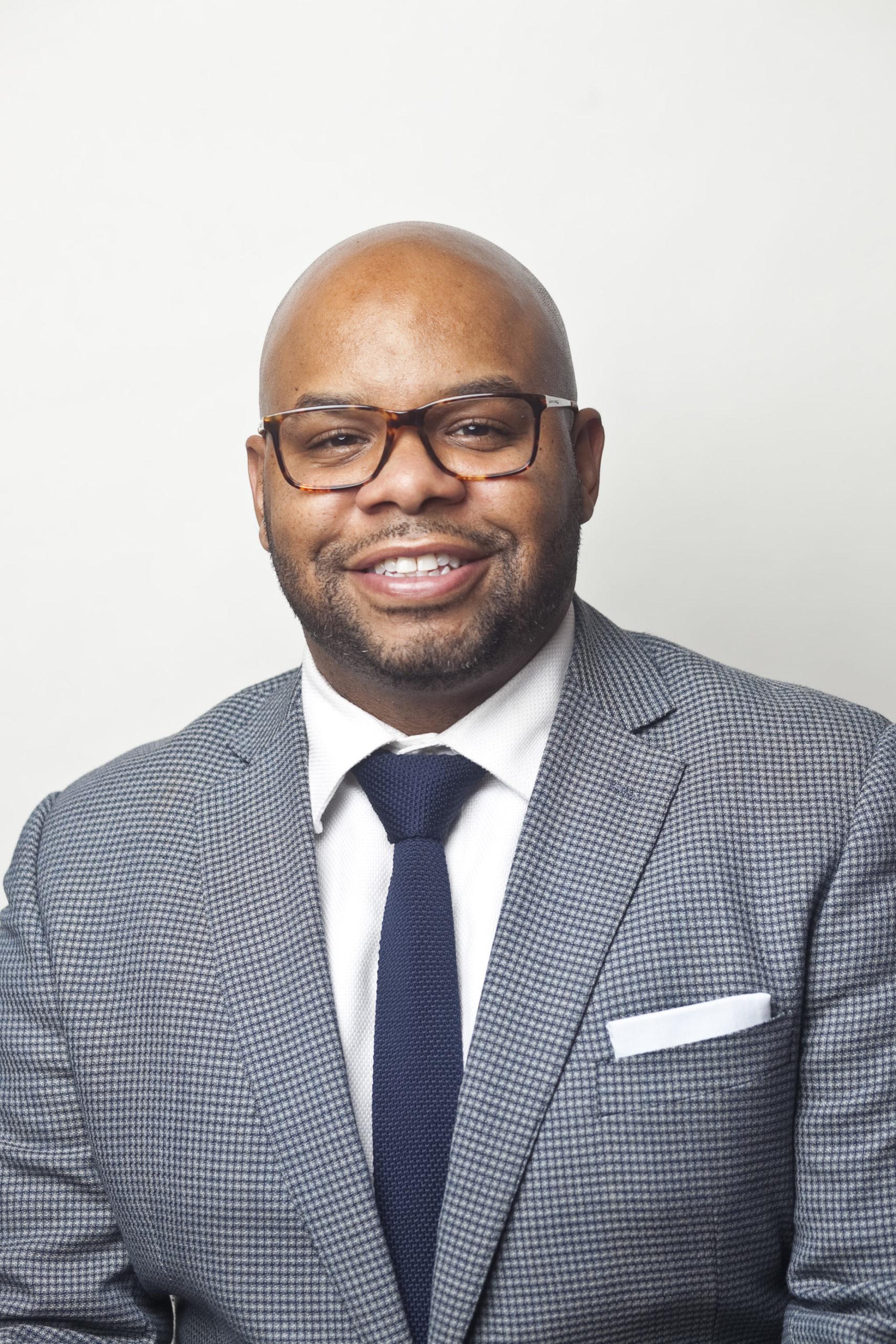 Rudy Hobbs City Year Detroit Board Member