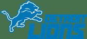 Team Sponsor: Detroit Lions Logo