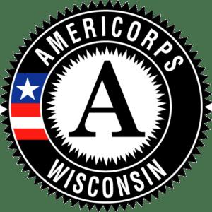 AmeriCorps Wisconsin logo