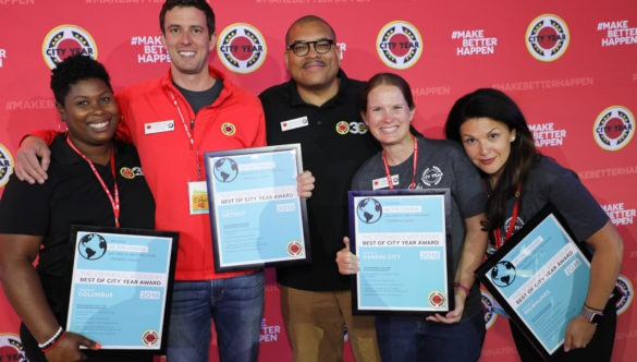 City Year AmeriCorps executive directors