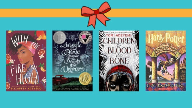 City Year literature recommendations for young adult readers