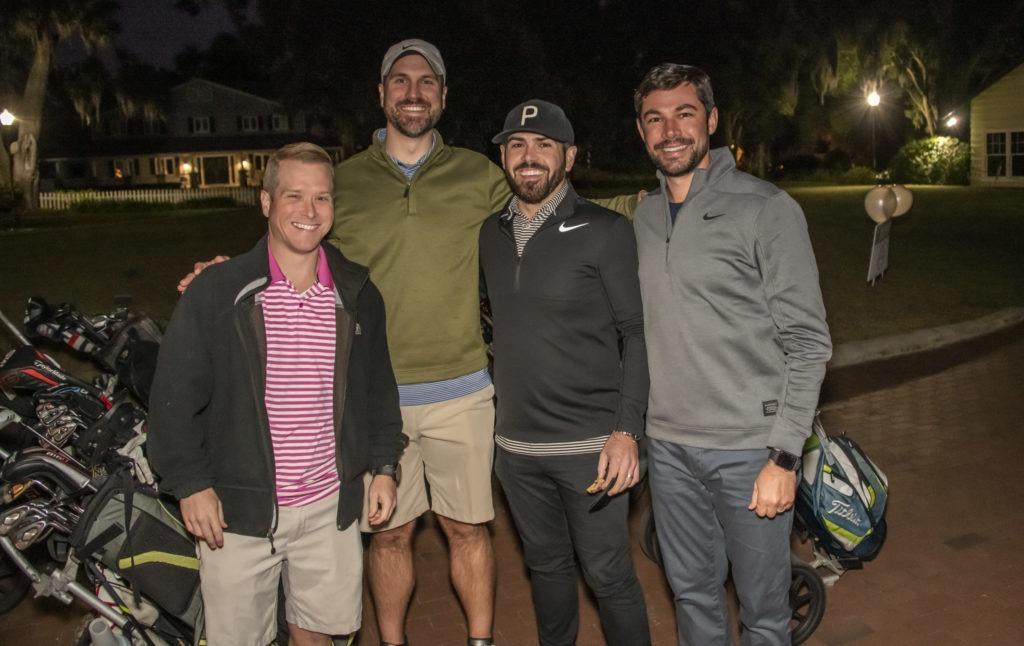 City Year Orlando Golf event group photo