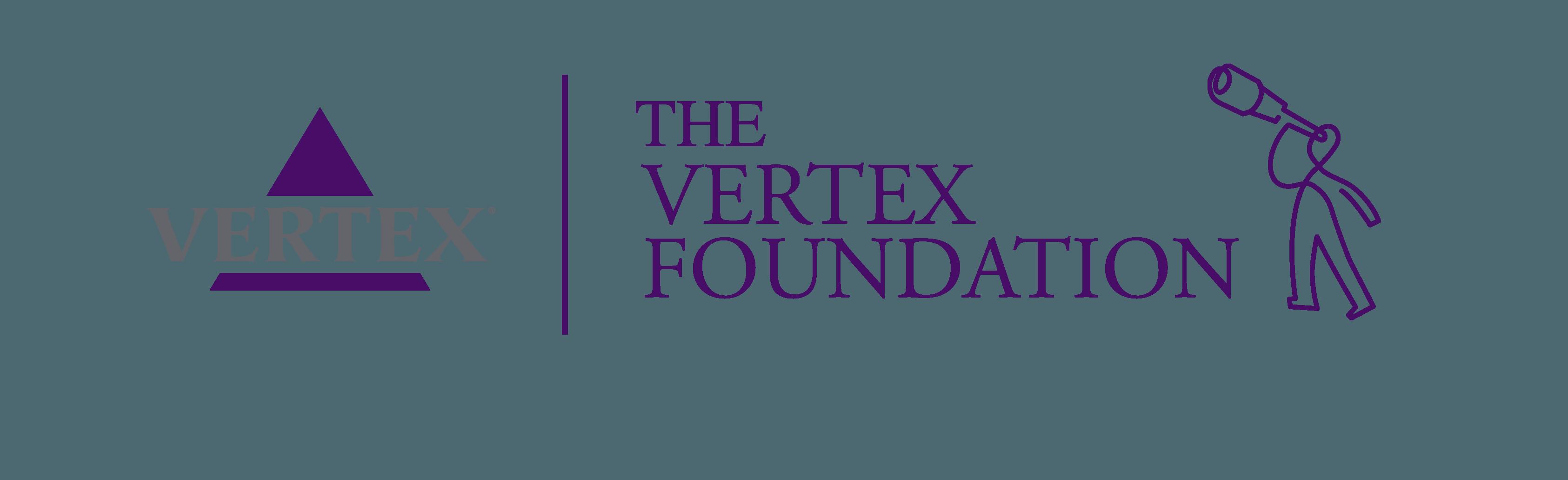 Vertex Foundation logo color
