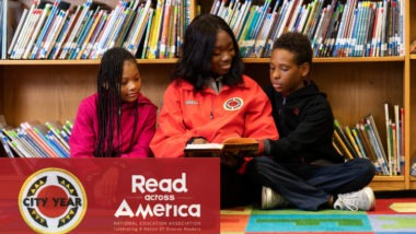 Read Across America and City Year AmeriCorps
