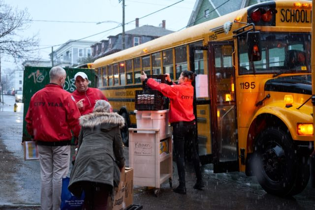 City Year New Hampshire's service responds to the COVID-19 crisis.
