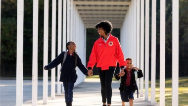 City Year AmeriCorps member student success coach