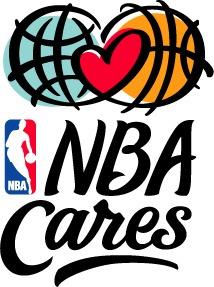 NBA Cares logo