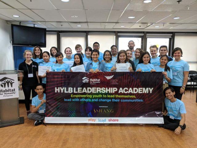 Peace Corps leadership academy