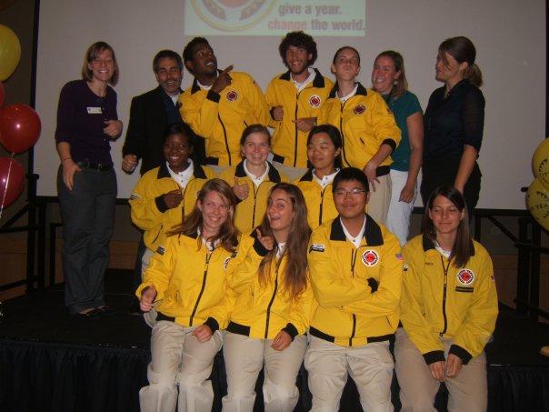 City Year AmeriCorps team