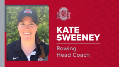 Kate Sweeney, City Year alum and head rowing coach at Ohio State University