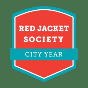 Red Jacket Society City Year logo
