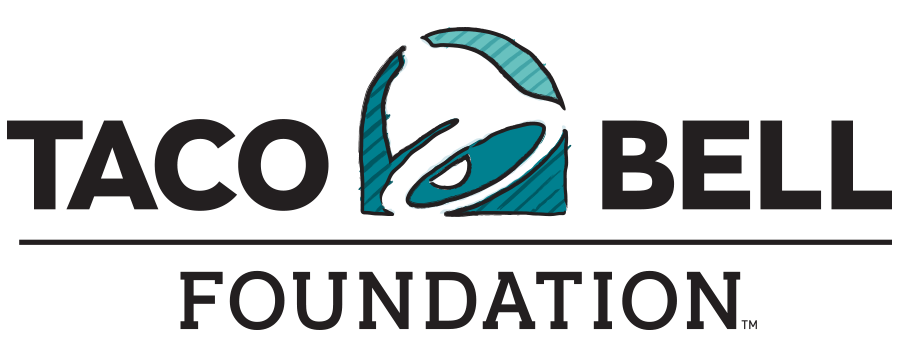 Taco Bell Foundation logo City Year National Partner