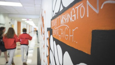 City Year Student Success Coaches mentor tutor