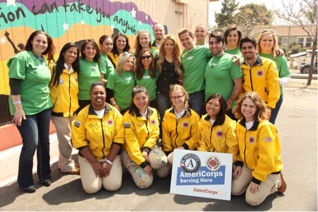 City Year partnership with Starbucks Foundation