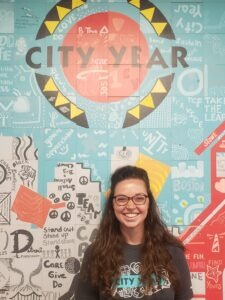 Headshot of TCF 15 member Alissa Cook