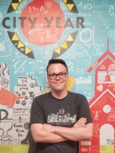 Headshot of TCF 15 Member Stuart Allen