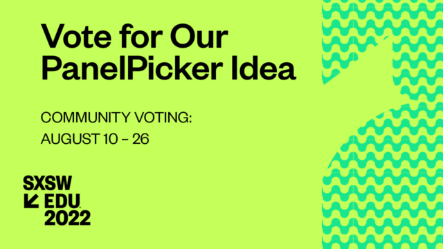 Vote for City Year at sxsw edu